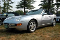 1994 Porsche 968 image.