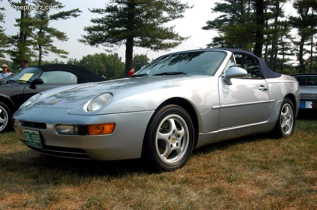1994 Porsche 968 History Pictures Value Auction Sales