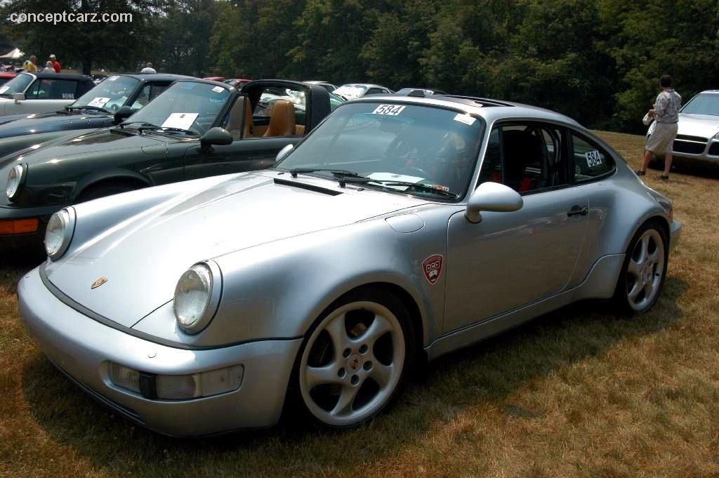 1991 Porsche 911 >> 1994 Porsche 911 Carrera 4 | conceptcarz.com