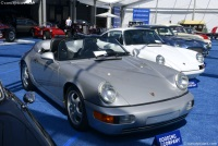 1994 Porsche 911.  Chassis number WP0CB2962RS465407