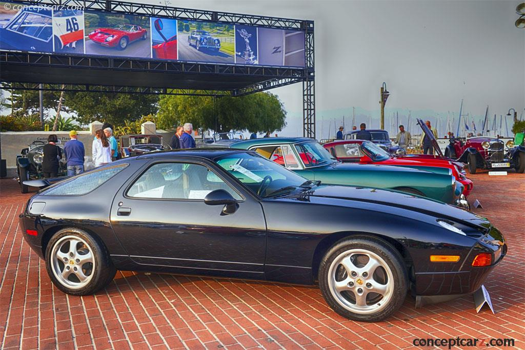 Auction Results and Sales Data for 1995 Porsche 928 GTS