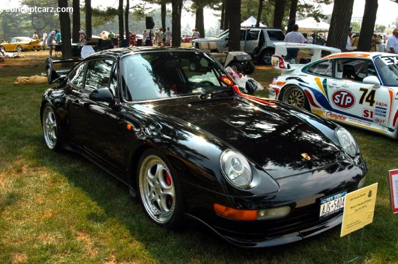 1995 Porsche 911 993 RS CS Pictures And Wallpaper