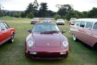 1996 Porsche 911 Turbo.  Chassis number WP0AC299XTS375573