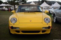 1997 Porsche 911.  Chassis number WP0AC2993VS375501