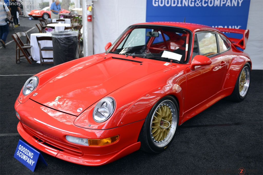 Auction Results and Sales Data for 1997 Porsche 993 Cup RSR