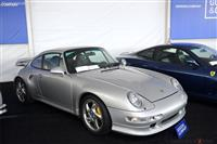 1997 Porsche 993 Turbo S.  Chassis number WP0AC2990VS375780