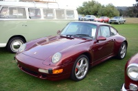 1997 Porsche 911.  Chassis number WP0AA2990VS320946