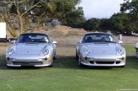 1998 Porsche 911 Carrera.  Chassis number WP0CA299XWS340812