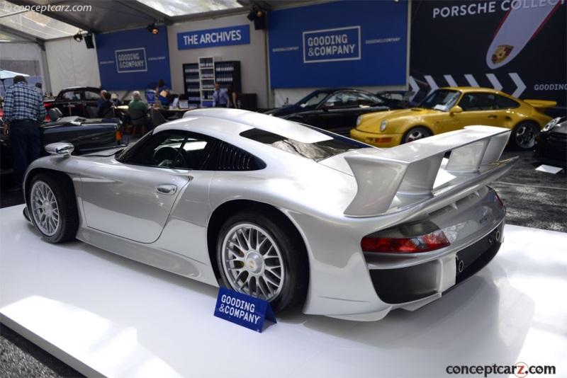 1998 porsche 911 gt1 lm strassenversion image chassis. Black Bedroom Furniture Sets. Home Design Ideas