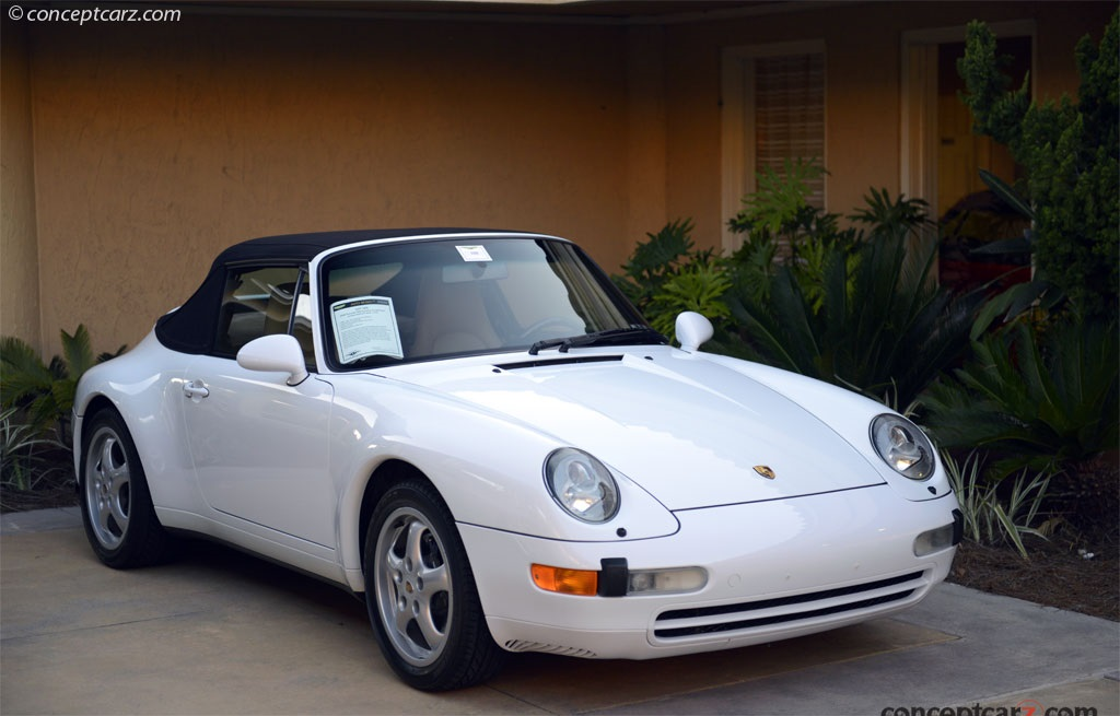 Auction Results and Sales Data for 1998 Porsche 911 Carrera