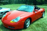 1998 Porsche Boxster image.