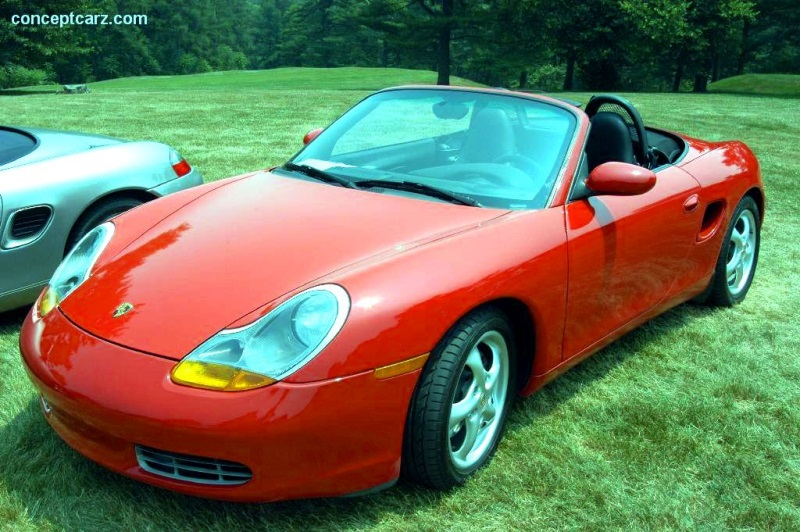 1998 Porsche Boxster pictures and wallpaper