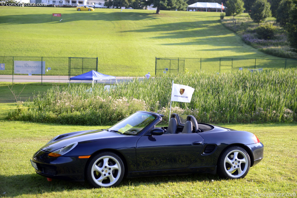 Note The Images Shown Are Representations Of 1999 Porsche Boxster