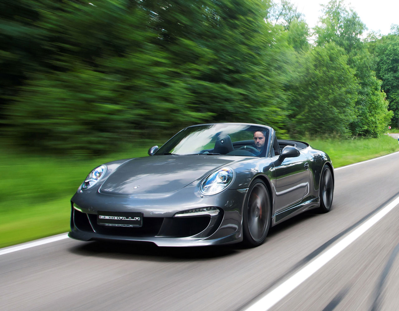 2013 Gemballa 911 Gt Cabriolet News And Information