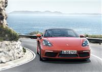 Image of the 718 Boxster
