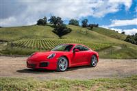 Porsche 911 Monthly Vehicle Sales