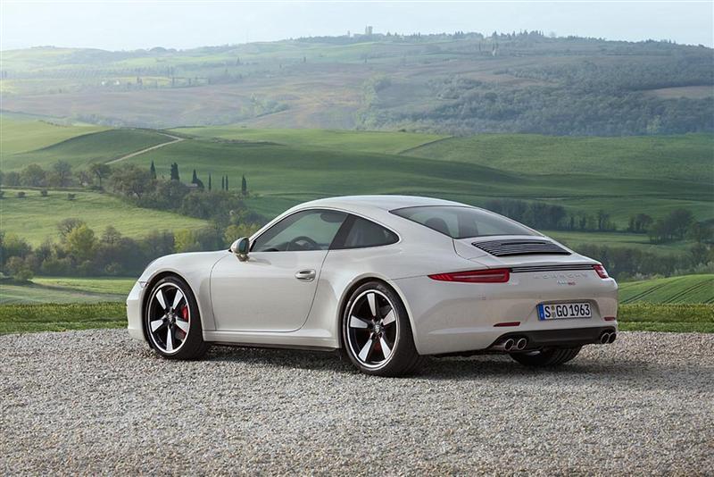 2013 Porsche 911 50th Anniversary Edition Image. Photo 10 of 11