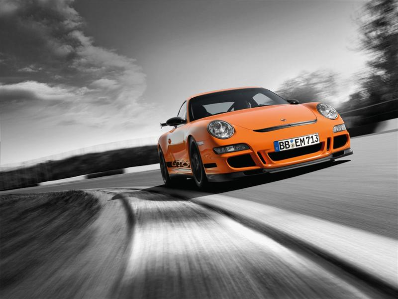 2009 Porsche 911 GT3 RS Wallpaper and Image Gallery