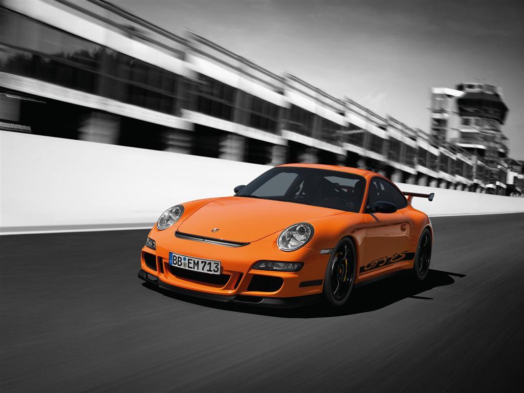 2009 Porsche 911 Gt3 Rs Image Photo 5 Of 10