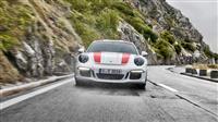 2017 Porsche 911 R image.
