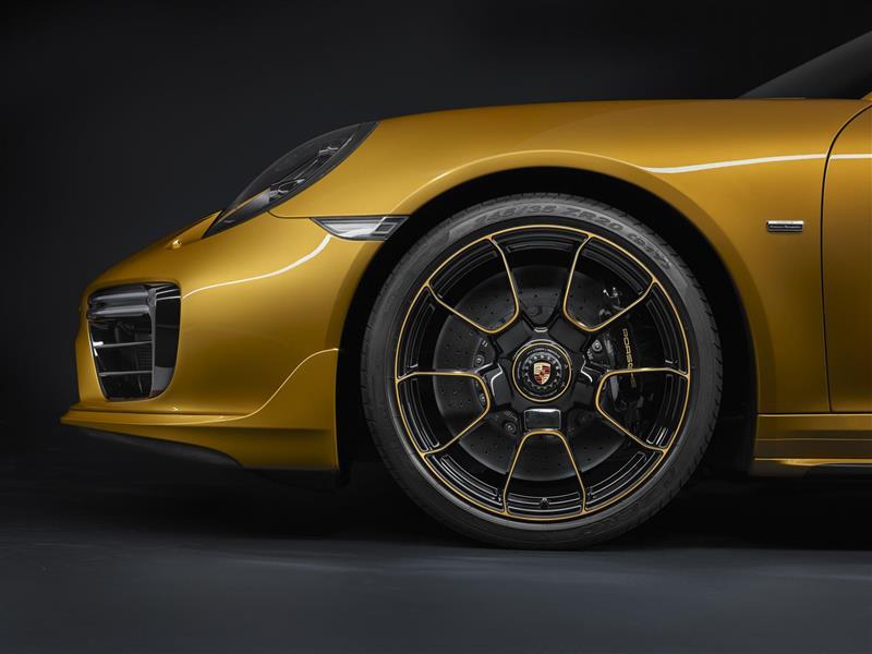 2017 Porsche 911 Turbo S Exclusive Series Image Photo 12 Of 14
