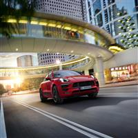 Porsche Macan Monthly Vehicle Sales