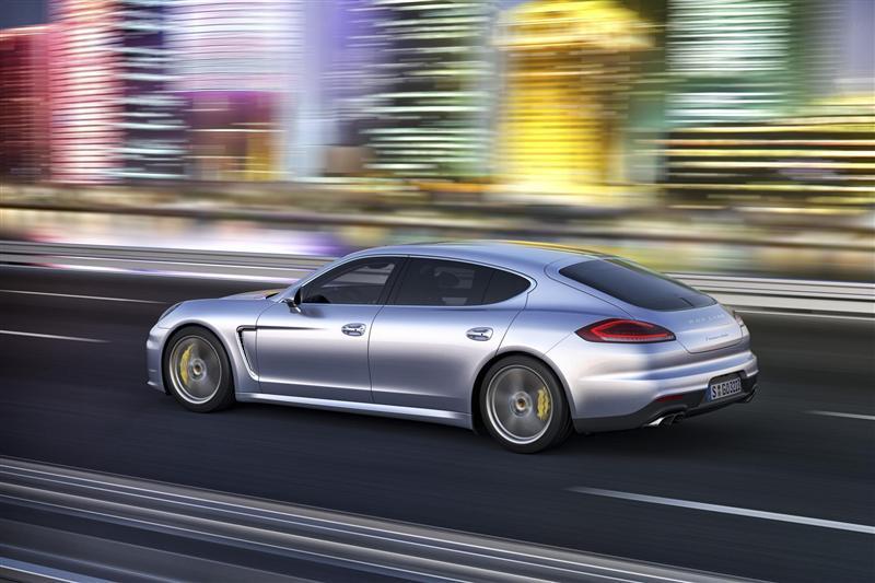 2014 Porsche Panamera