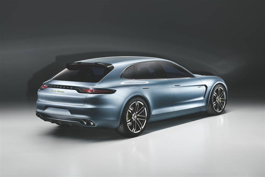 2013 Porsche Panamera Sport Turismo Concept Image Photo 5