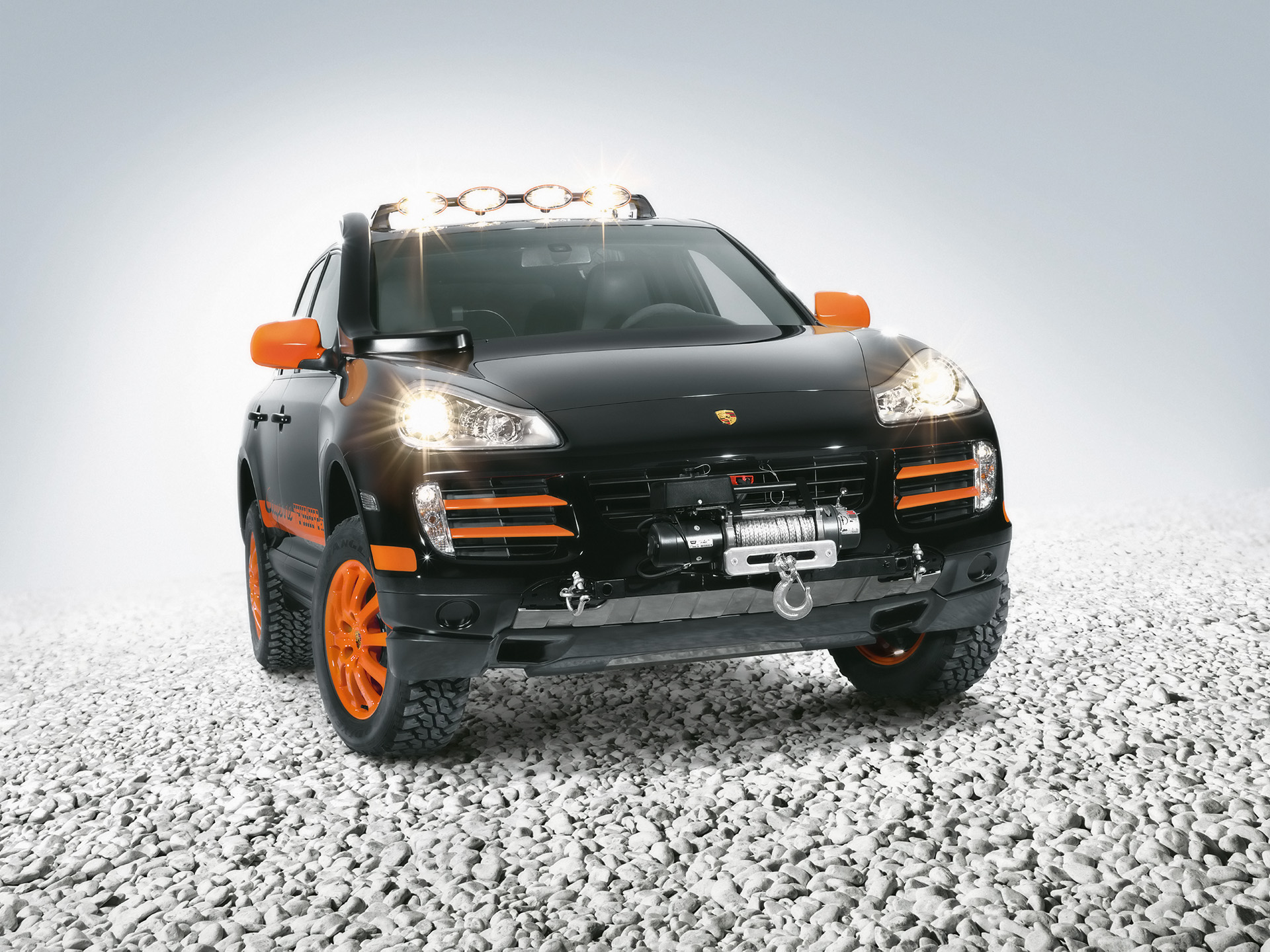 2007 Porsche Cayenne S Transsyberia History, Pictures, Value, Auction Sales, Research and News