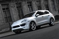 2012 A Kahn Cayenne Supersport Wide Track image.