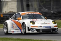 Image of the 911 GT3 RSR