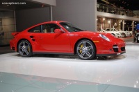2007 Porsche 911 Turbo image.