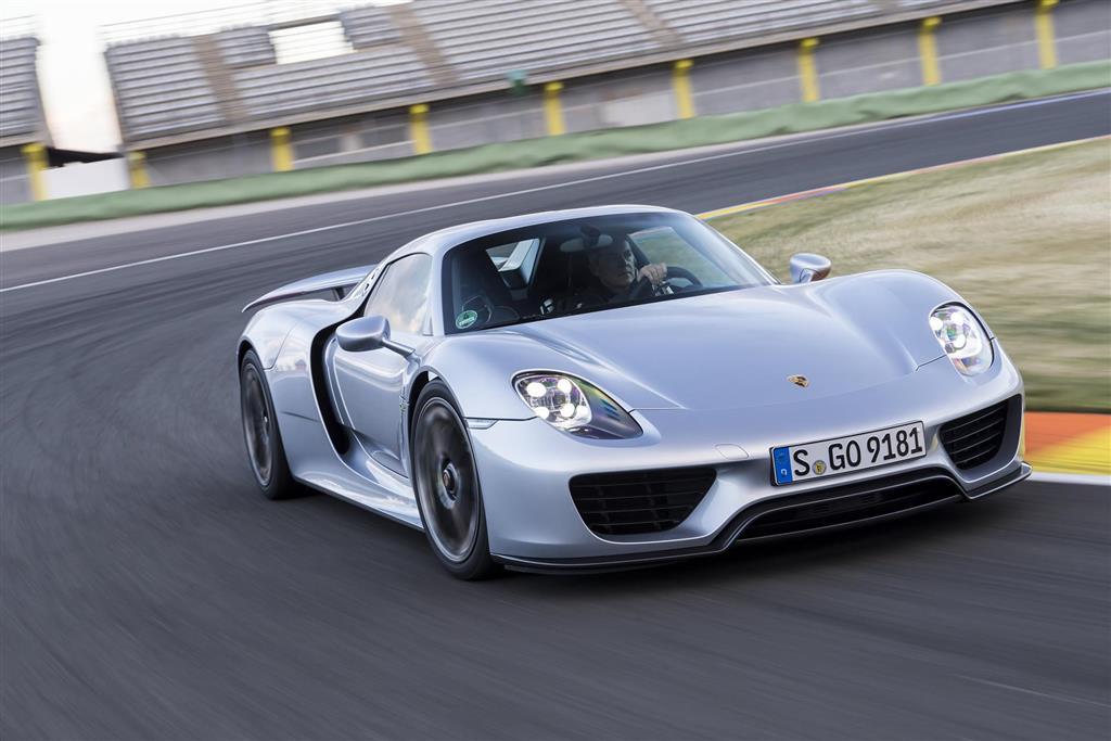 J & J Auto Sales >> 2016 Porsche 918 Spyder News and Information, Research ...