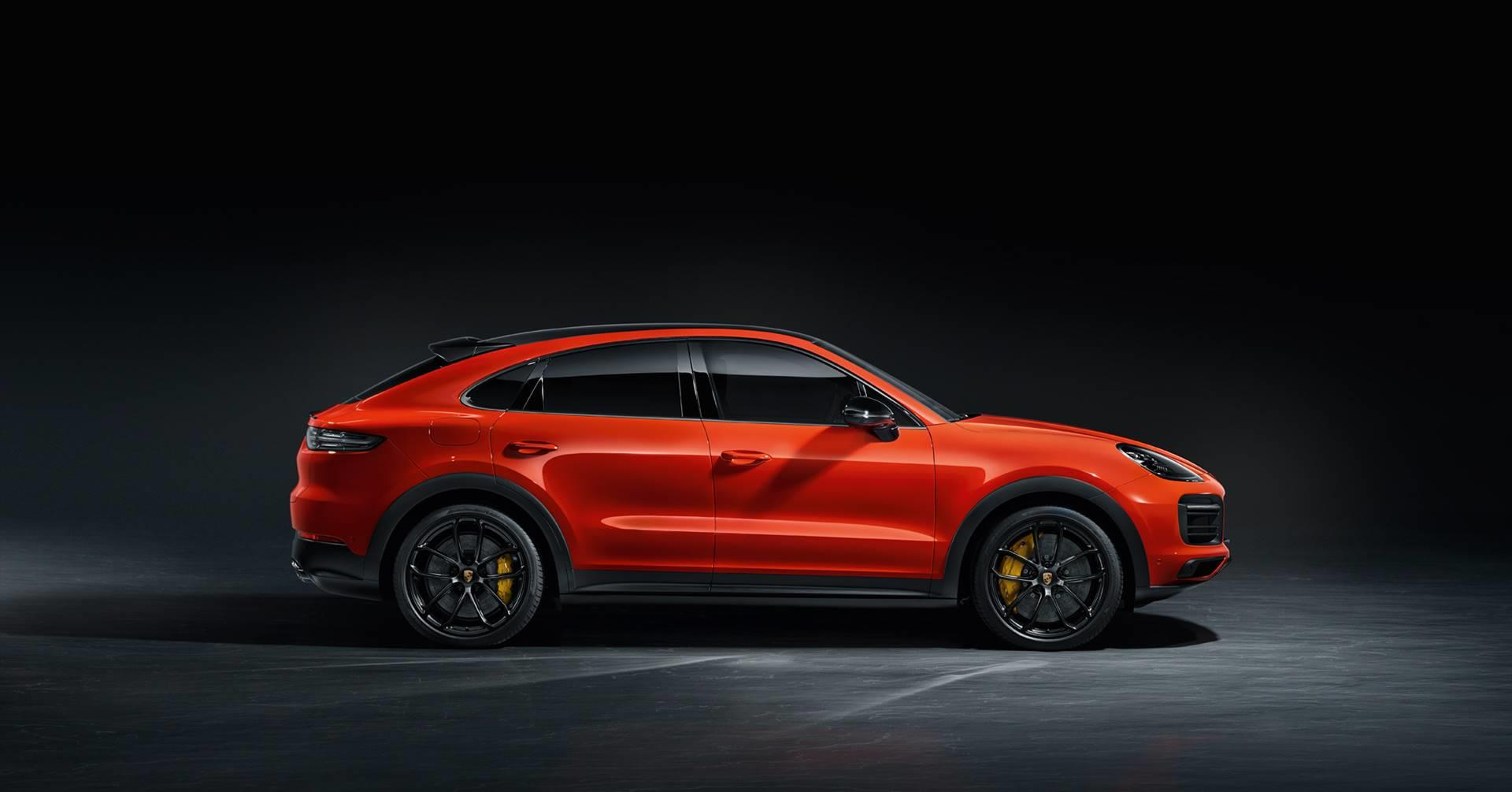 2020 Porsche Cayenne Coupe Wallpaper And Image Gallery Com