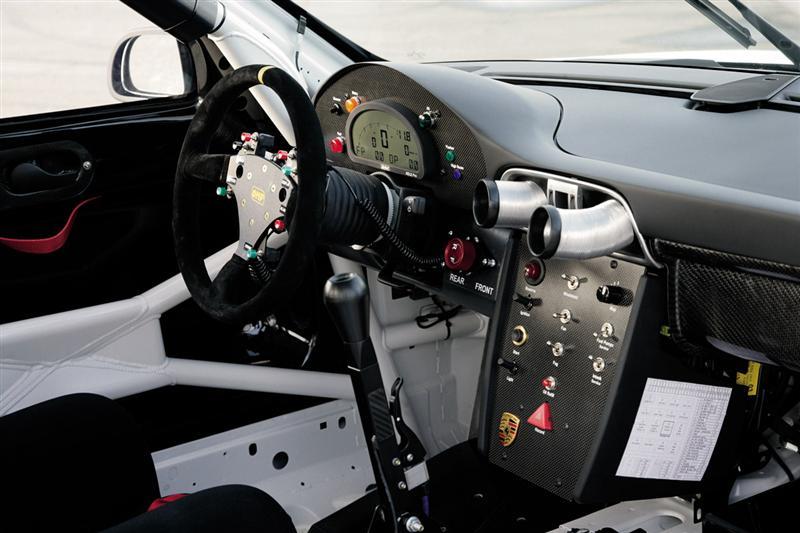 2008 Porsche 997 GT3 RSR Evo