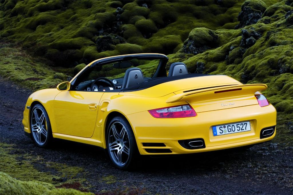 2008 Porsche 911 Turbo Image Photo 8 Of 9