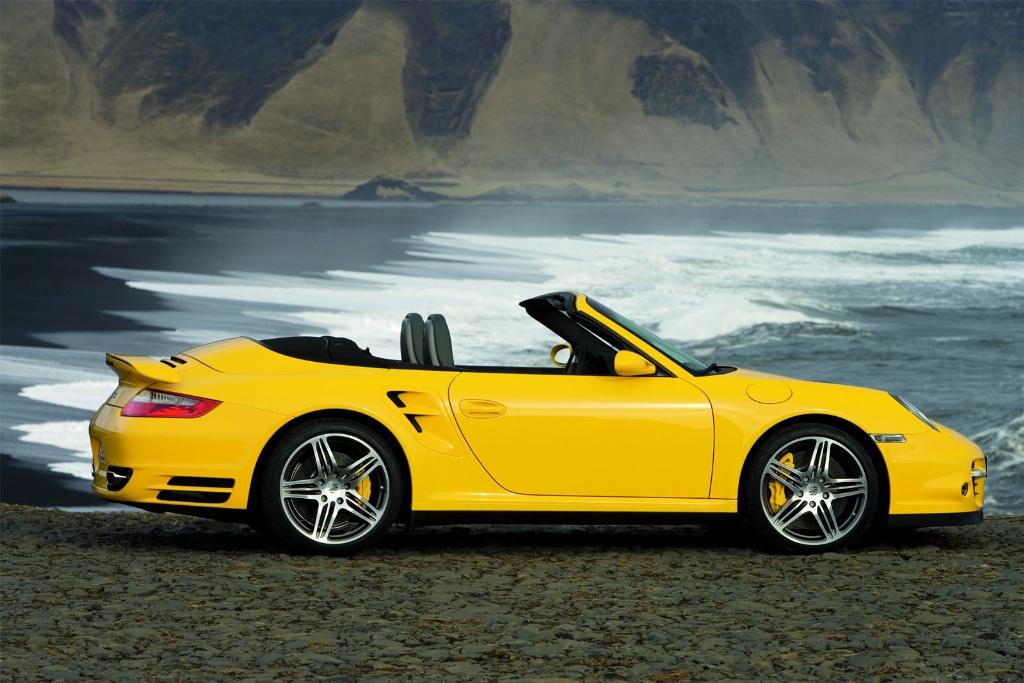 2008 Porsche 911 Turbo Image Https Www Conceptcarz Com