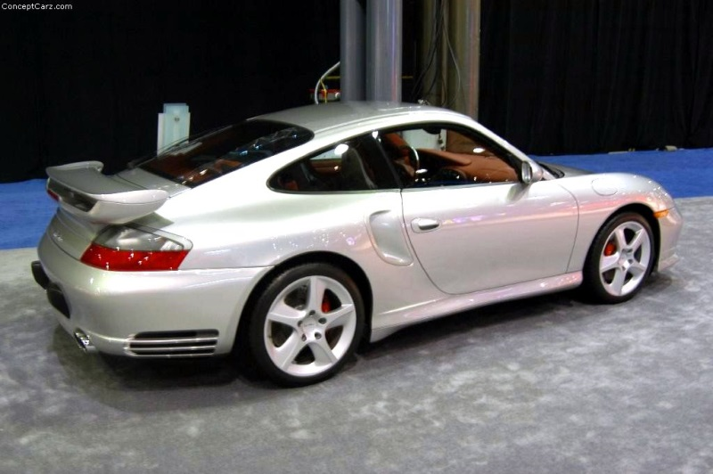 2003 Porsche 911 Image. Photo 32 of 36