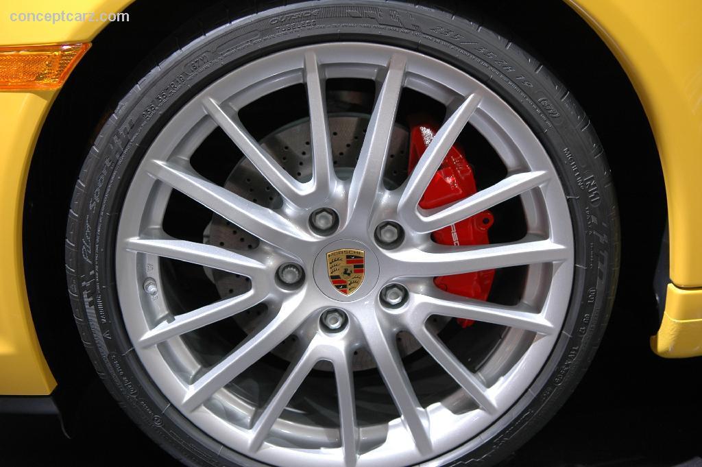 2006 Porsche 911 Turbo thumbnail image