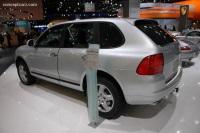 2006 Porsche Cayenne image.