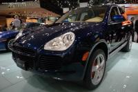2006 Porsche Cayenne Turbo S image.