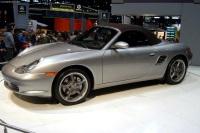2004 Porsche Boxster S image.