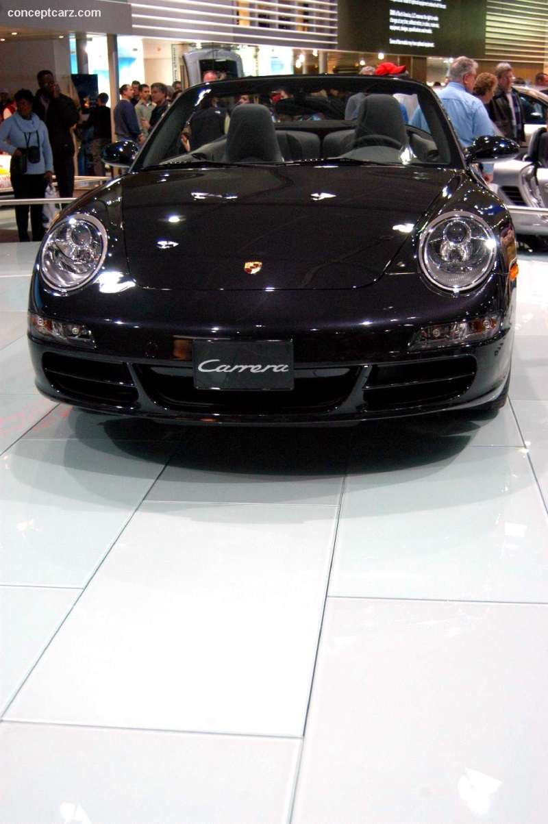 2005 Porsche 911