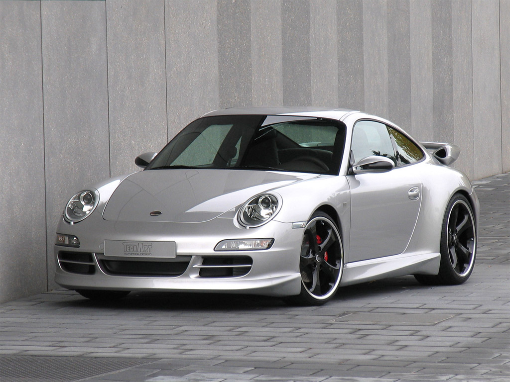 Auction Results and Sales Data for 2005 TechArt 911 Carrera 4S