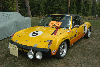 Chassis information for Porsche 914/6