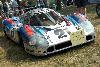 Chassis information for Porsche 917