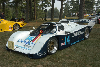 Chassis information for Porsche 962