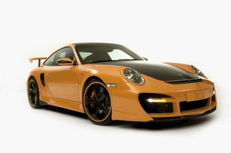 2007 Techart Gtstreet 911 Turbo History Pictures Value Auction