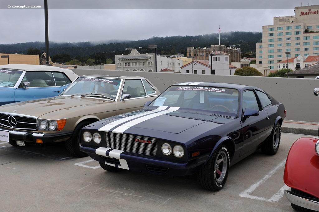 1974 Puma GTB S2 | conceptcarz.com