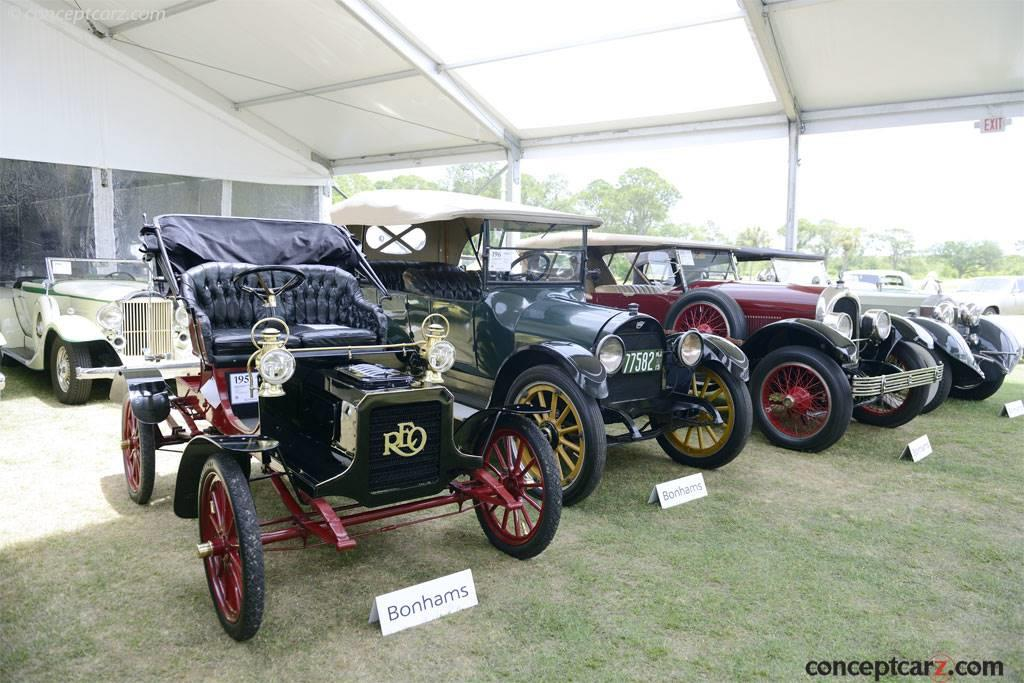 1907 REO Model B